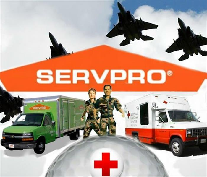 SERVPRO/American Red Cross