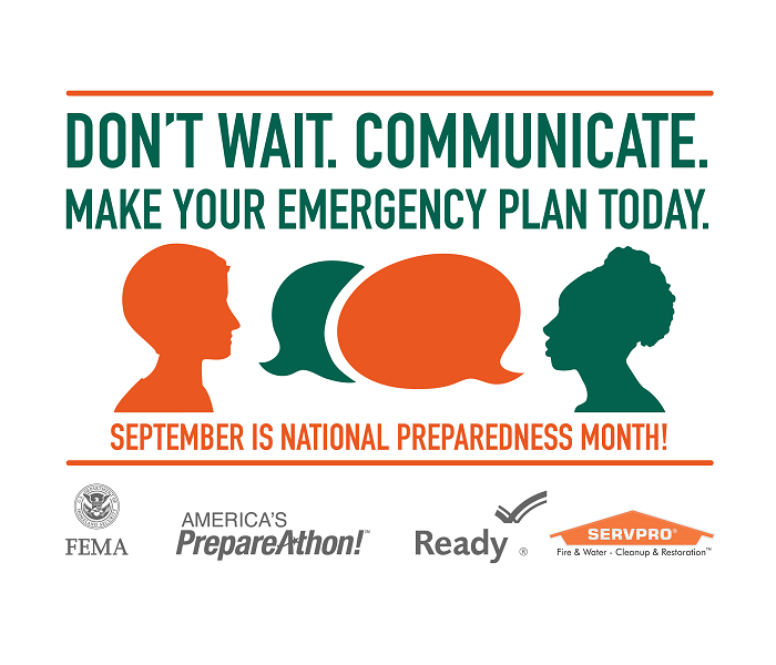 Community This September: Pledge to Prepare.