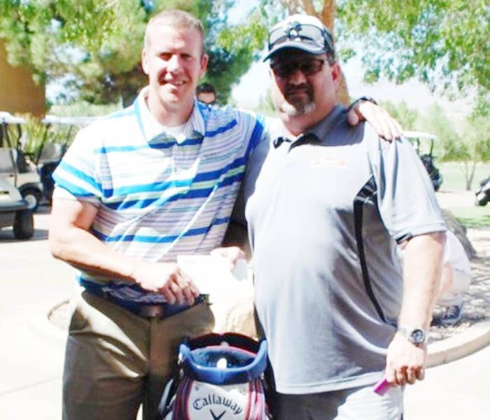 Community SERVPRO OF HENDERSON/BOULDER CITY TEAMS UP WITH WOUNDED WARRIOR ATHLETICS