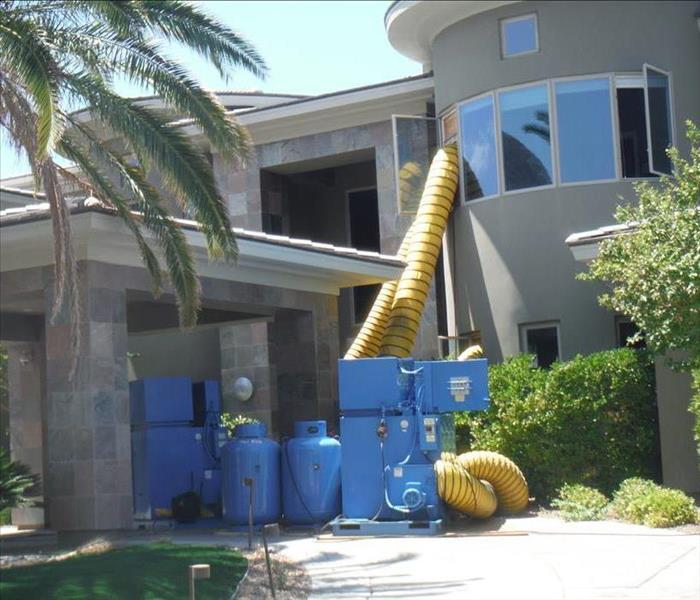 Water Damage How Desiccant Dehumidifiers Work