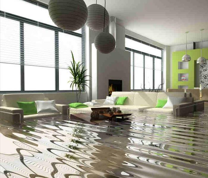 Water Damage Henderson, Nevada-24 Hour Emergency Water Damage Service
