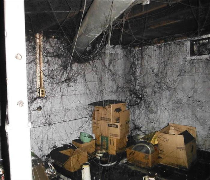 Fire Damage Smoke and Soot Damage Can Cause a Pervasive Odor in Your Henderson/Boulder City Home.