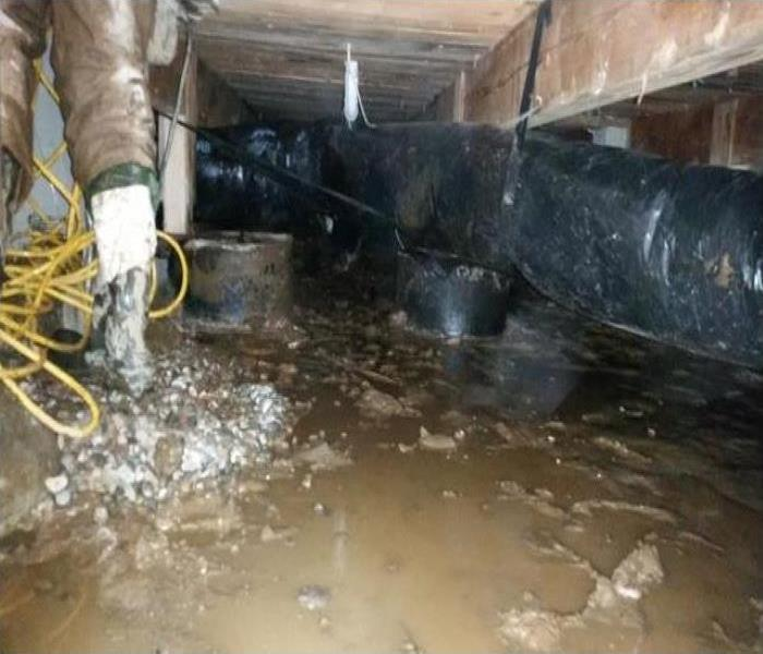 Water Damage Water Damage Process Steps-What to do!