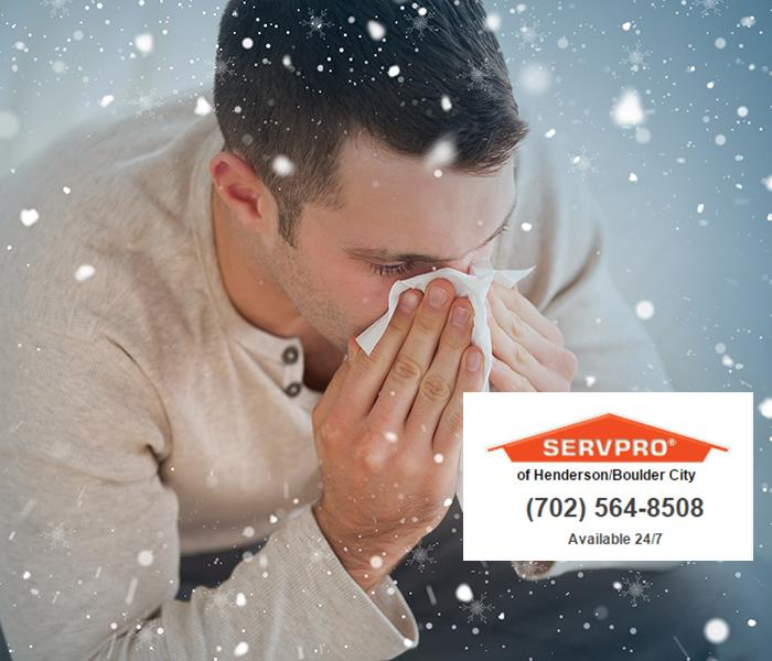 Cleaning Minimizing Springtime Allergies in Southern Nevada