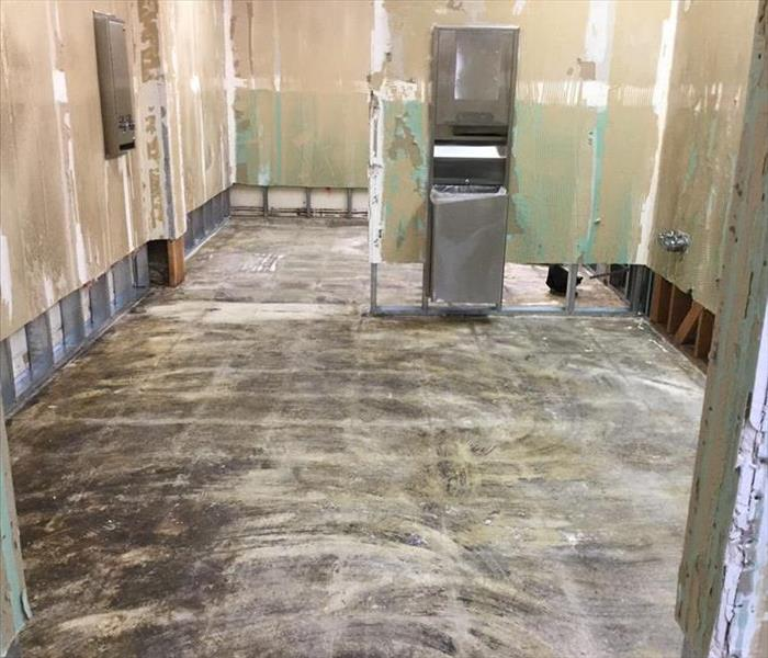 Commercial Las Vegas Commercial Building Suffers Sewage Loss